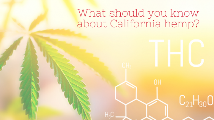 Understanding California hemp